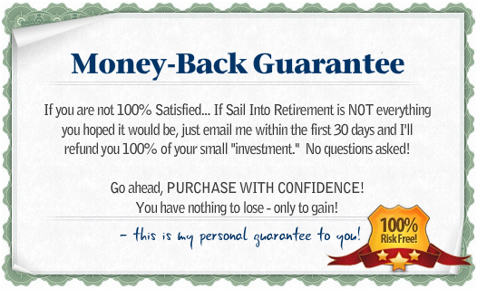 Sail Into Retirement – Award Winning Retirement Coaching Program